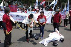 Protes Kenaikan Premi BPJS di DPRD Sukoharjo, Warga Mulai Sadar Pentingnya Kesehatan
