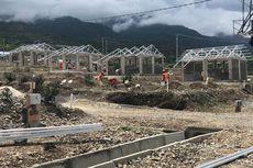 Kementerian PUPR Pastikan Virus Corona Tak Halangi Pengerjaan Huntap di Palu