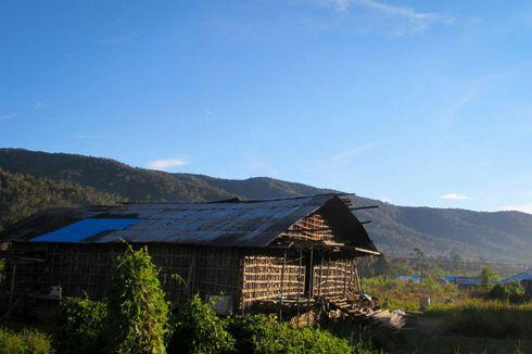 Rumah Kaki Seribu, Rumah Adat Suku Arfak Papua Barat