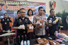 Pria Yaman Bawa 9,16 Kilogram Daun Khat yang Efeknya Mirip Ganja untuk Pesta di Puncak Bogor