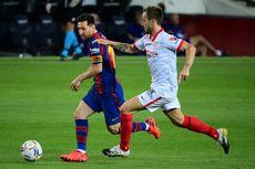 Ujian Berat Barcelona, Dua Kali Hadapi Sevilla
