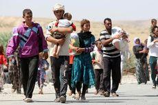 Helikopter Pembawa Bantuan untuk Etnis Yazidi Jatuh