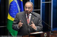 Politisi Brasil Ini Sembunyikan Rp 78 Juta