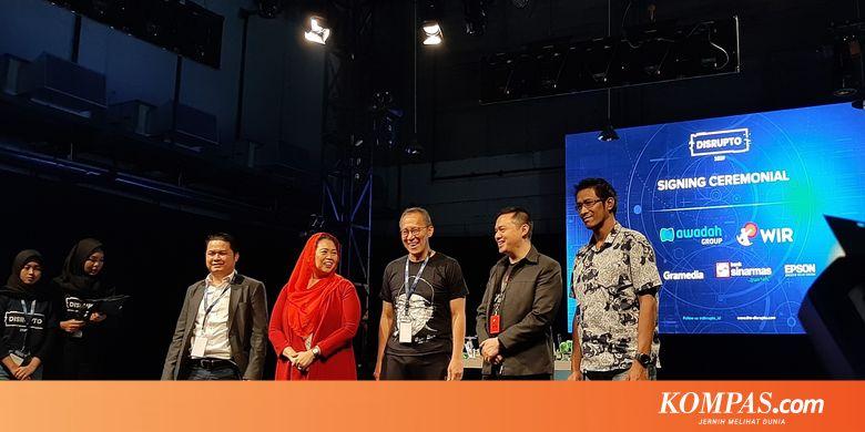 BSIM Berdayakan Masyarakat,Yenny Wahid Gandeng Gramedia Luncurkan Toko Awadah