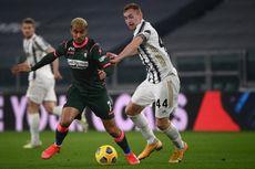 Pirlo soal Kulusevski sebagai Striker: Bermain di Parma dan Juventus Itu Beda