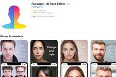 FaceApp Viral di Tiktok Bisa Ubah Wajah, Apakah Aman Digunakan?