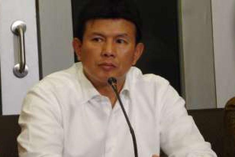Kabareskrim Polri Komjen Pol Ari Dono Sukmanto