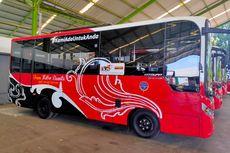 [POPULER PROPERTI] Hari Ini, Bus Trans Metro Dewata Hadir di Bali
