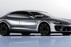 Ini Pesaing BMW Seri-5 dari Porsche
