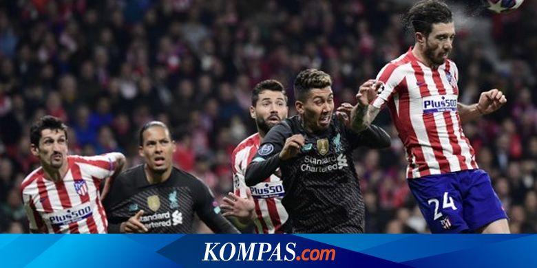 Liverpool Vs Atletico Madrid, Mental Pemenang The