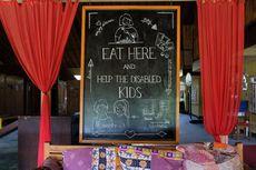 Yuk Makan Enak Sekaligus Bantu Siswa Disabilitas di Ubud