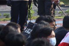 135 Remaja Ditangkap Terkait Aksi Demo di DPRD Subang