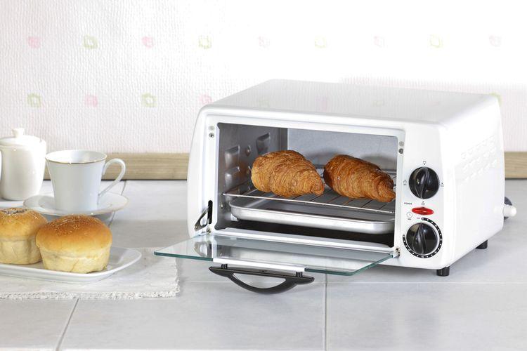 Ilustrasi oven listrik.
