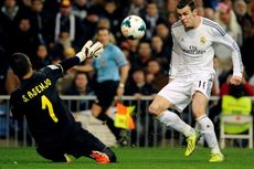 Bale Gemilang, Madrid Ungguli Villarreal 2-1