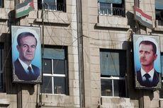 Suriah Rayakan Setengah Abad Kekuasaan Dinasti Assad