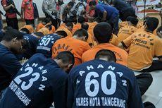 Jadi Kurir Sabu, Pengemudi Ojol di Tangerang Ditangkap Polisi