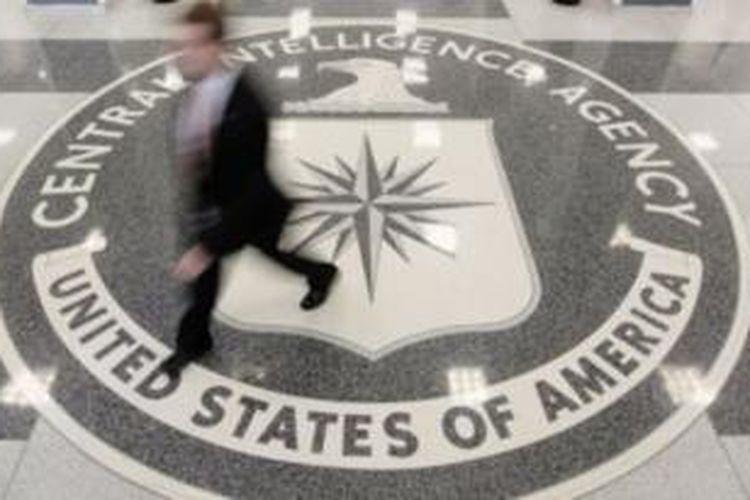Lambang CIA.