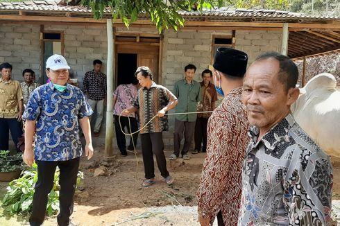 Gagal Maju Pilkada, Ipar Jokowi Tetap Blusukan di Gunungkidul