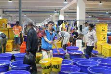 Bujet Rp 100.000 Belanja ke Pasar Ikan Modern Muara Baru, Dapat Apa Saja?