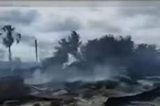 Kebakaran di Sebuah Desa di Myanmar, 200-an Rumah Jadi Abu