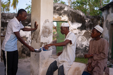 Warga Pulau di Mozambik Sambut Ramadhan dengan Kehancuran Akibat Badai