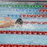 Perenang Peraih Emas Olimpiade Gunakan Kolam Plastik untuk Latihan di Rumah
