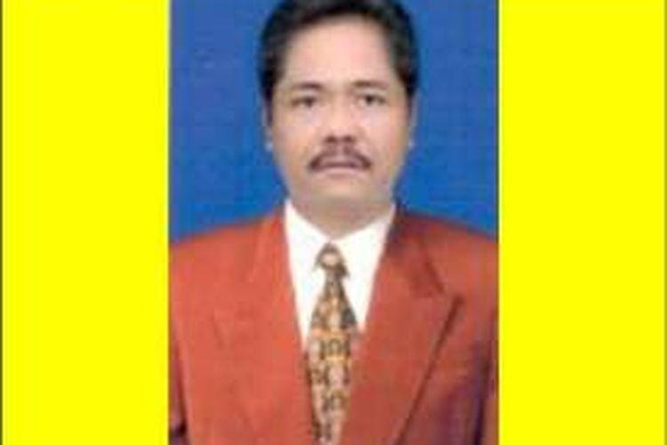 Anggota Komisi V DPR dari Fraksi Partai Golkar, Budi Supriyanto.