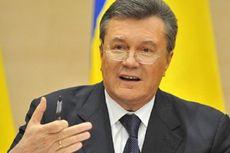 UE Tegakkan Sanksi Keuangan atas Mantan Presiden Ukraina Pro-Rusia