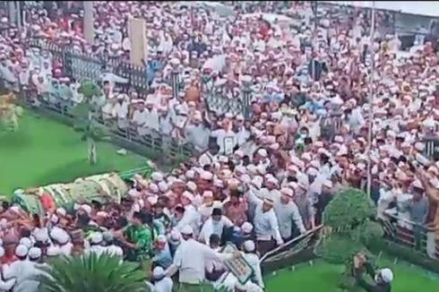 Polda Jatim Selidiki Munculnya Kerumunan Pengantar Jenazah di Pasuruan