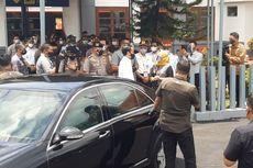 Presiden Jokowi Jajal KRL Yogyakarta-Solo hingga Stasiun Klaten