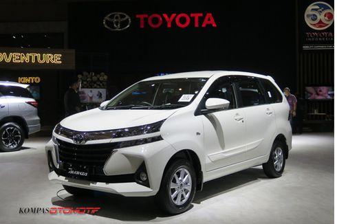 Harga Bekas Toyota Avanza Mulai Rp 90 Jutaan