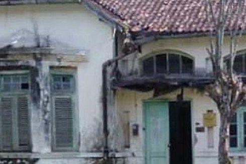 Mengenal Rumah Hantu untuk Karantina Pemudik Bandel di Sragen, Bekas Pabrik Gula Tahun 1831