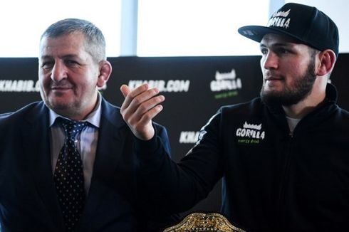 UFC 254 - Khabib Bertarung Tanpa Ayah, Justin Gaethje Waspada