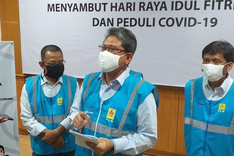 General Manager PT PLN (Persero) Unit Induk Wilayah Riau dan Kepulauan Riau, Daru Tri Tjahjono.
