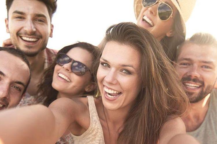 Selfie sudah menjadi tren dan nampaknya akan semakin populer.