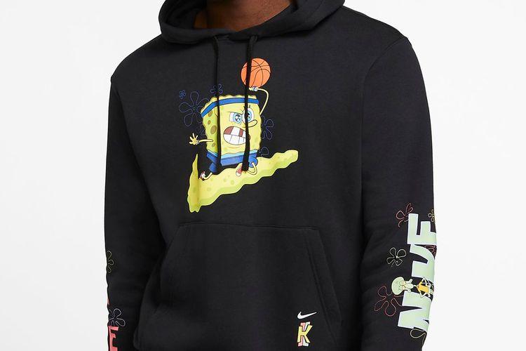 Hoodie Nike x Spongebob Squarepants