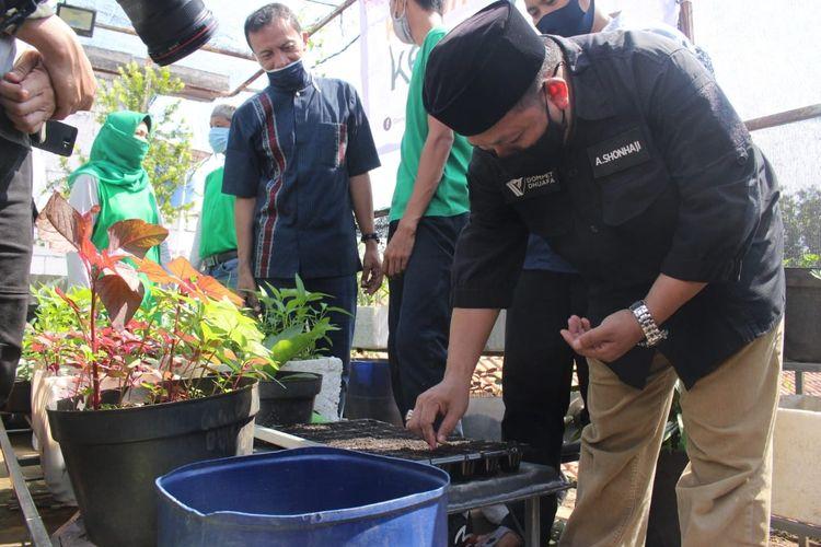 Minat Bertani dan Beternak Anak Muda Rendah, Dompet Dhuafa Tambah Titik Kebun Pangan