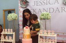 Jessica Iskandar Menangis Bahagia di Hari Ulang Tahun