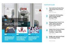 [POPULER TREN] Indonesia Disebut Bisa Jadi Hotspot Virus Corona Dunia | RUU HIP