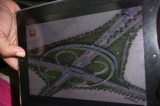 Ini Bentuk Jalan Layang yang Akan Melingkar di Bundaran Semanggi