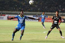 Bhayangkara FC Vs Persib Bandung, Alasan Robert Tak Mainkan Ezechiel