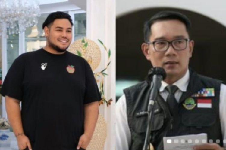 Ivan Gunawan dapat pujian dari Gubernur Jawa Barat Ridwan Kamil usai rencanakan bangun masjid di Garut.