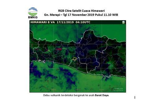Gunung Merapi Erupsi, Surono: Jangan Bayangkan Letusan seperti Tahun 2010