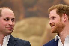 Pangeran Harry Mengaku Kerap Tak Sejalan dengan Pangeran William