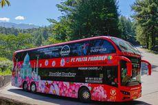 Bus Tingkat Lewat di Sitinjau Lauik, Apa Kendalanya?