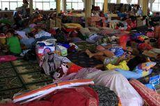 Tanggap Darurat Berakhir, 6.896 Pengungsi di Manado Tetap Diberi Makan