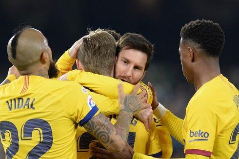 Hasil dan Klasemen Liga Spanyol, Barcelona Terus Dekati Real Madrid