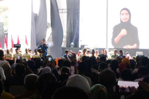 Jokowi: Saya Saksi Kecintaan Penyandang Disabilitas kepada Indonesia