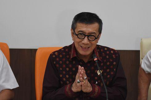 Jokowi Ingatkan Yasonna, Ketua MPR: Itu Berlaku untuk Semua Pejabat