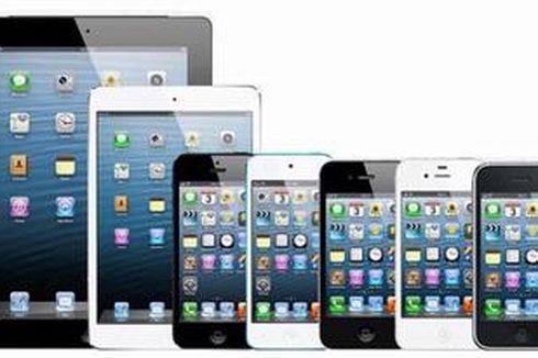 "Penjualan ""Gadget"" Apple Tembus 600 Juta Unit"